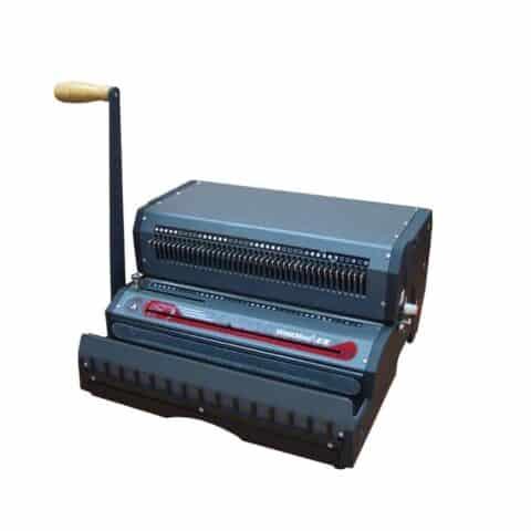 WireMac-EX21-Binding-Machine